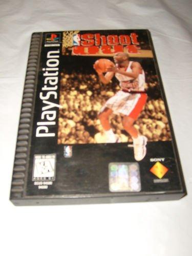 Vintage NBA Shootout Playstation 1996 has box and Book