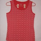 No Boundaries Floral Print Knit Tank Top size XL Junior