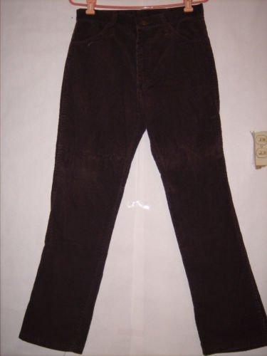 Rustler Brown Corduroy Jean pants size 32x30