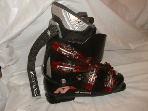 Men's Nordica GT-S 8 Custom fit skis Boots Sz US 6