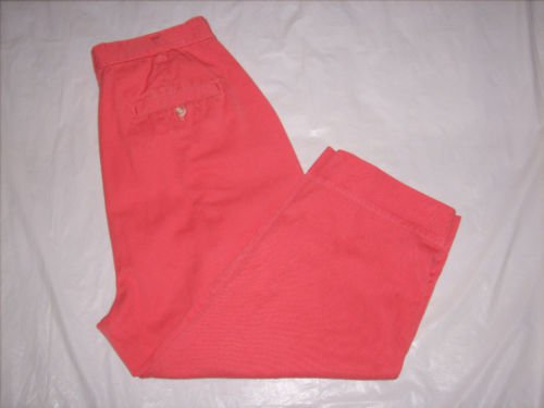 Mountain Lake Coral Pant Capris size 10 EUC