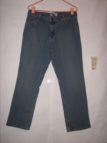 Levi's Strauss Signature Straight Denim Jeans Size 36