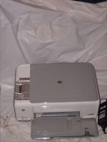 HP PhotoSmart C3140 All-In-One Inkjet Printer Works