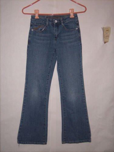 Girl's Arizona Flare Blue denim Jeans size 12 slim