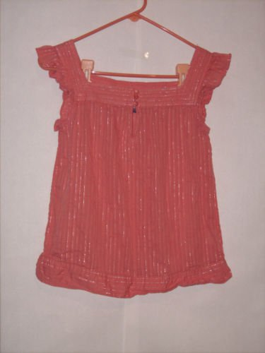Duck Head Summer Blouse top Size M/M