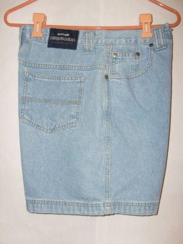 Canyon River Denim Jean Shorts size 11 Juniors