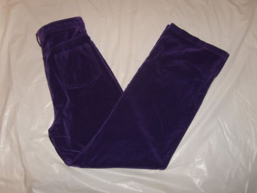 Girl's Mary-Kate and ashley Jeans size 14 purple