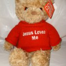 "Gotta Get Gund Bear ""Jesus Loves Me"" Edition Rare"