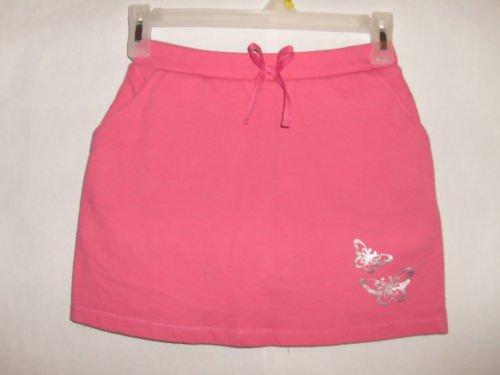Girl's Bugle Boy Pink Cotton Skort size 14/16