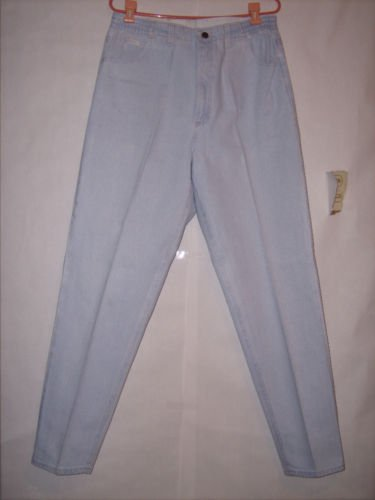 Lee Relaxed Stretch Blue Denim Jeans size 14 M EUC