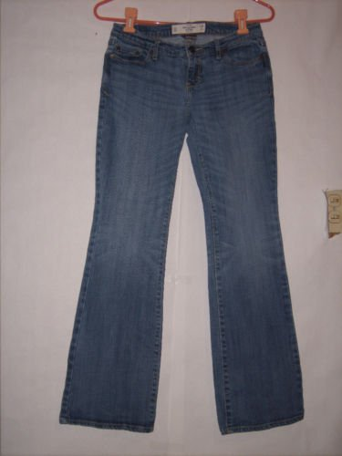 Abercrombie & Fitch Boot Cut Denim Jeans size 25x31