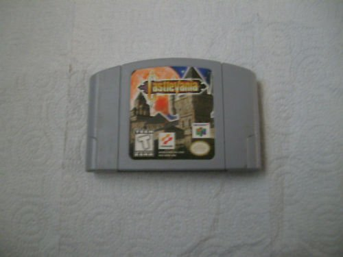 Castlevania  (Nintendo 64, 1999) works good