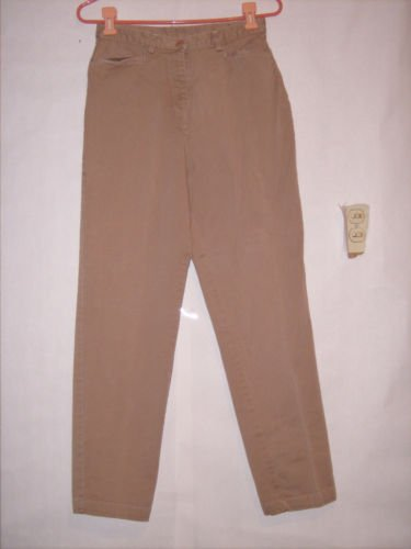 Girl's Carolina Blues Beige Khaki Dress Pants size 12