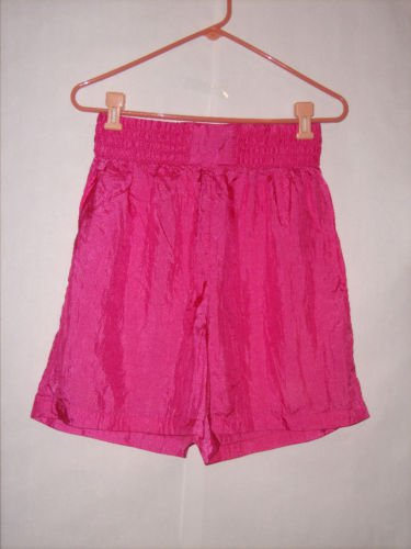 Hanes Her Way Sleeping Shorts size Large Pink