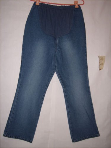 Announcements Maternity Denim Jeans size M Boot Cut