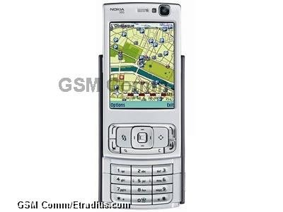NOKIA N95! 1 GB FREE (Plum or Sand Edition)