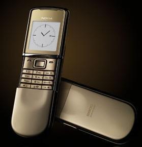 Nokia 8800 Sirocco Edition (gold)