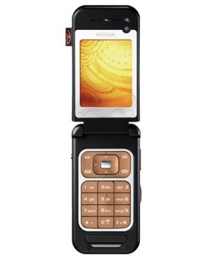 Nokia 7390 (128 MB) (bronze black)