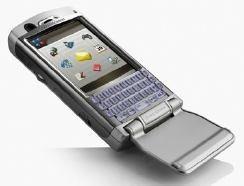 Sony Ericsson P990i (64 MB) (premium silver)
