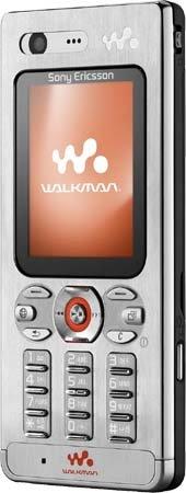Sony Ericsson W880i (flame black)