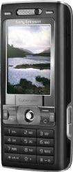Sony Ericsson K800i (64 MB) (velvet black)