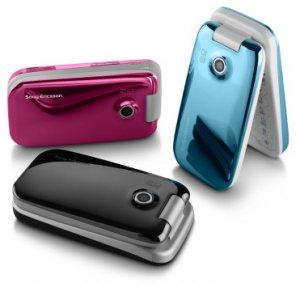 Sony Ericsson Z610i (64 MB) (airy blue)
