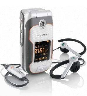 Sony Ericsson W710i (512 MB) (performance graphite (grey))