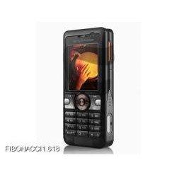 Sony Ericsson K618i (256 MB) (vibrant black)