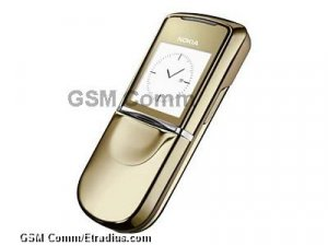Nokia 8800 Sirocco Edition (gold)