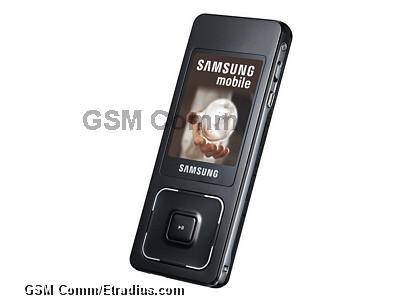 Samsung F300 (black)