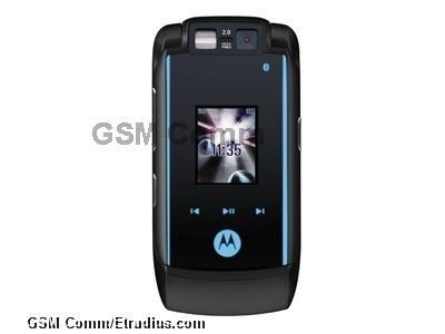Motorola RAZR maxx V6 (black)
