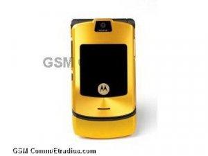 Motorola RAZR V3i (D&G) (64 MB) (gold)
