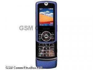 Motorola RIZR Z3 (dark pearl blue)