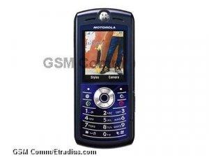 Motorola SLVR L7e / L71 (cosmic universe blue)