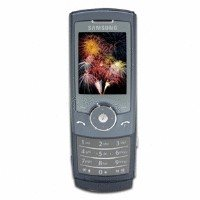 Samsung U600 (blue)
