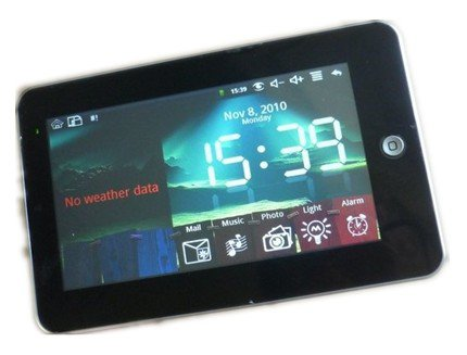 Cheapest 7 inch Tablet PC touch screen (M4)