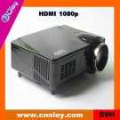 Cheap home theater projector support HDMI 1080p (D9H)