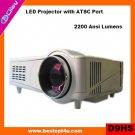 Portable mini overhead projector 1080p (D9HS)