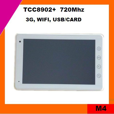 Cheap 7inch android 2.3 tablet pc sale (M4)