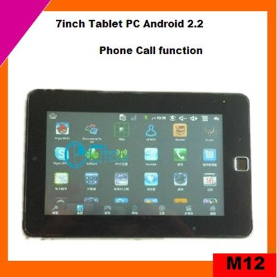 Hot sale 7inch mid tablet pc via 8650 (M12)