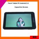 Smart pad 7inch tablet pc android mid capactive screen (M8)