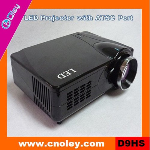 Portable led home theater projector 1080p (D9HS)