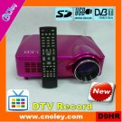 portable mini projector with DVB-T/USB/SD (D9HR)