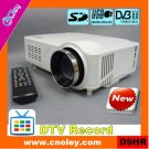 mini led projector with DVB-T/USB/SD (D9HR)