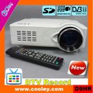 multimedia projector with DVB-T/USB/SD (D9HR)