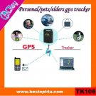 hot low cost mini chip gps tracker for persons and pets (TK106)