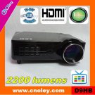 Portable home theater projector with HDMI and tv tuner, without Scart(D9HB)