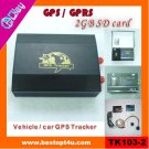car gps tracker (TK103)