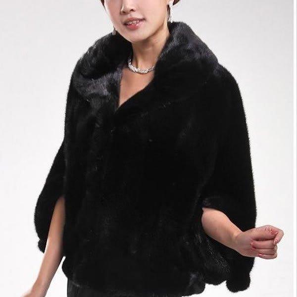 Top Qulity, Luxury, Genuine Real  Mink Fur Coat