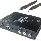 Car Mobile HD DVB-T Digital TV Receiver - Dual Tuner - MPEG-4 - AVC/H.264